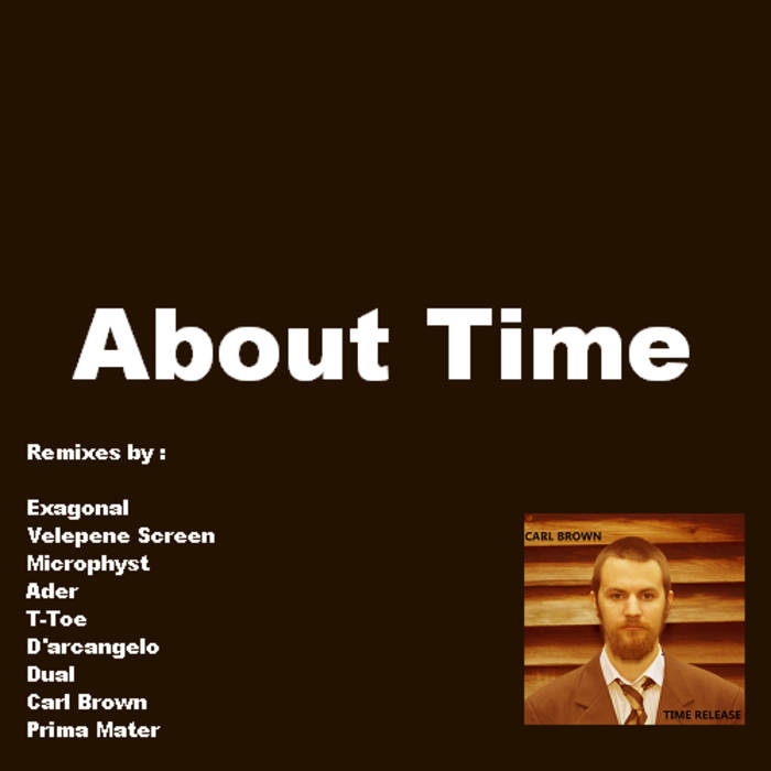 About Time cover art