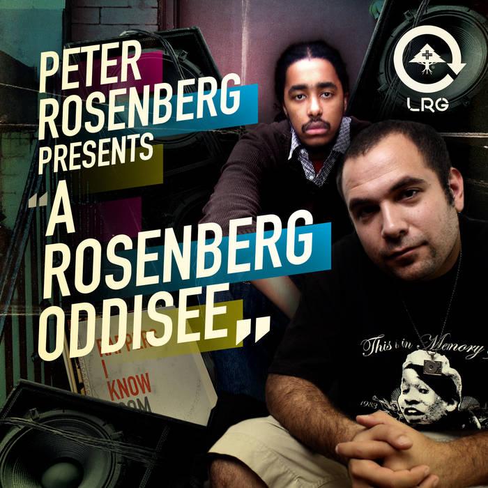 A Rosenberg Oddisee cover art