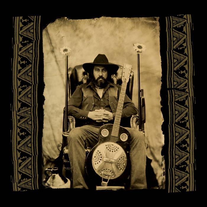 BROTHER DEGE - Folk Songs of the American Longhair cover art
