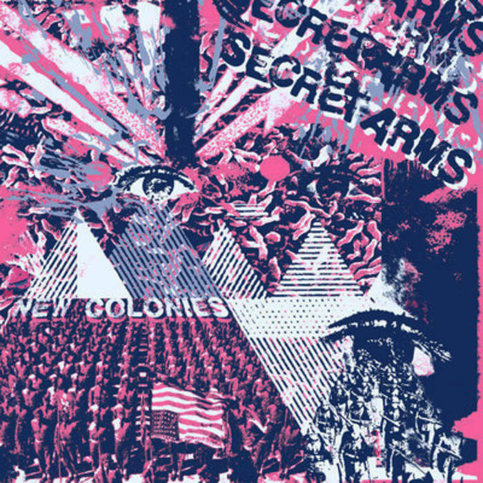 New Colonies cover art