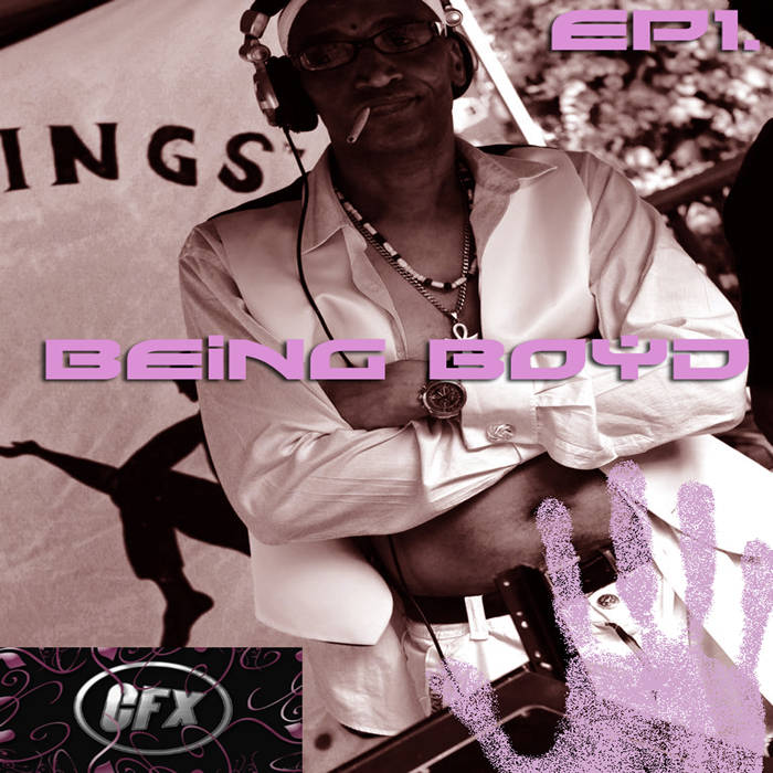 Being Boyd cover art