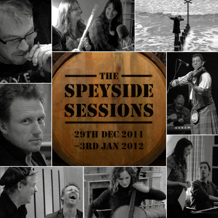 The Speyside Sessions cover art