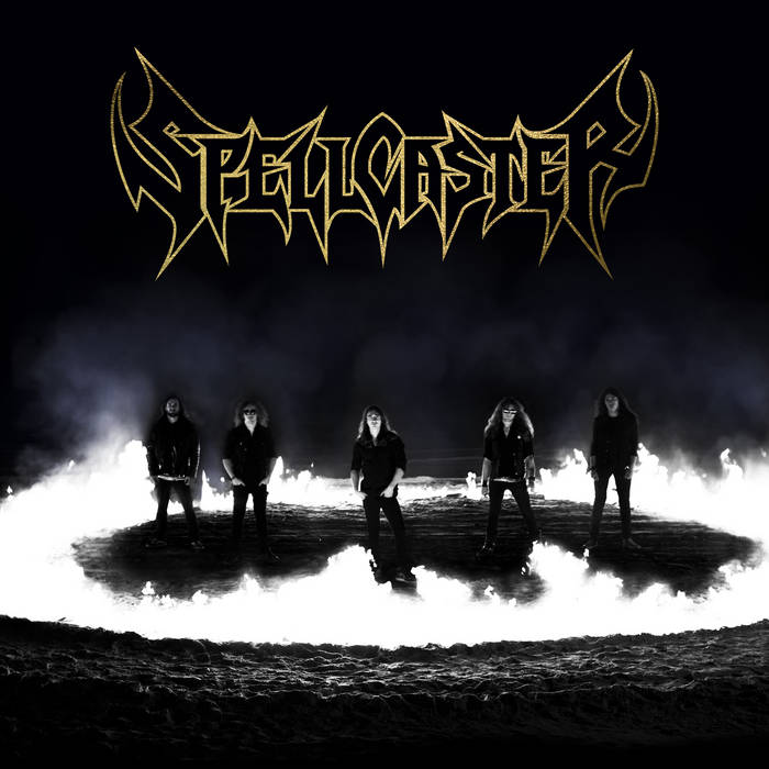 SPELLCASTER cover art