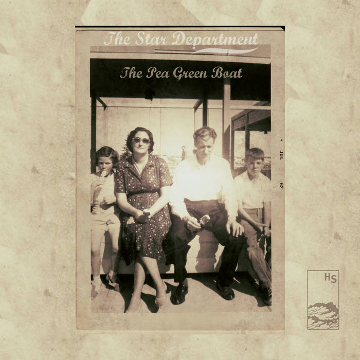 The Pea Green Boat cover art