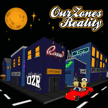 Our Zones Reality cover art