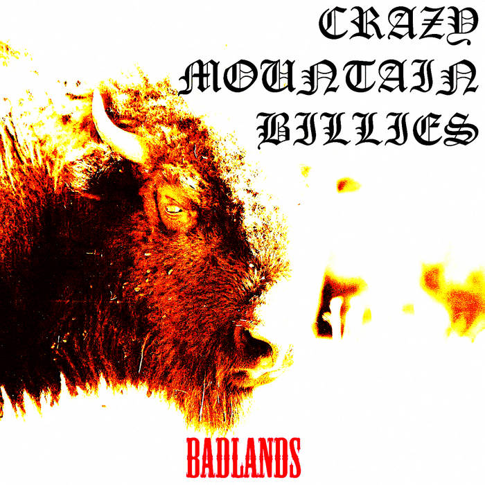 Badlands cover art