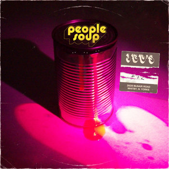 I Monster Presents People Soup cover art