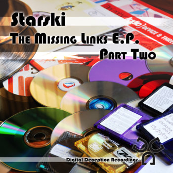 The Missing Link Part 2 - E.P. cover art