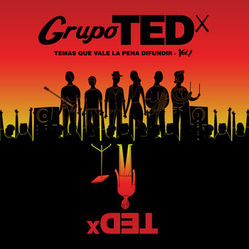 GRUPO TEDx - Vol. 1 cover art