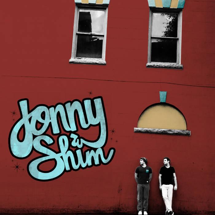 Jonny & Shim (EP) cover art