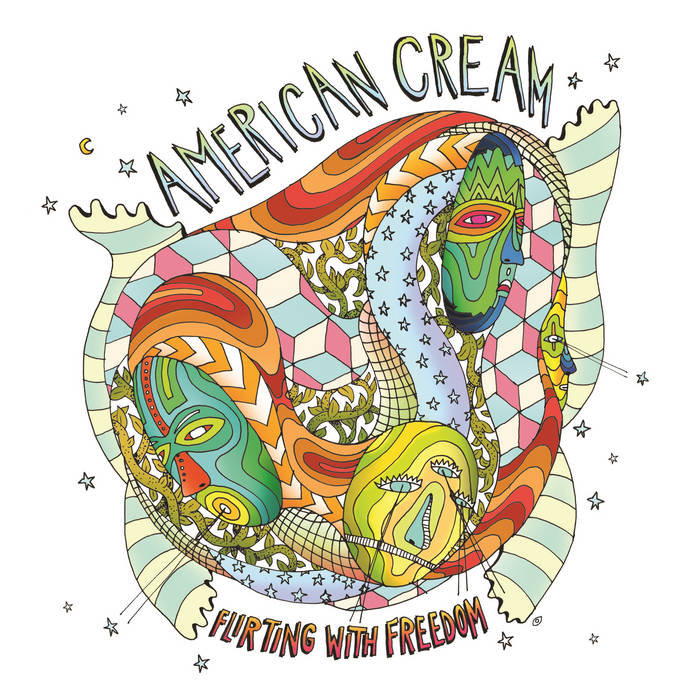 Flirting with Freedom - EP cover art