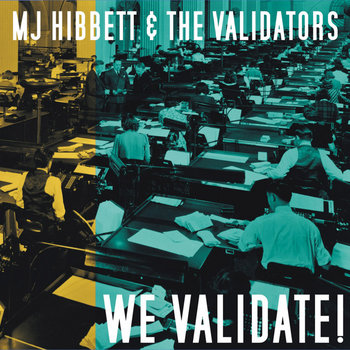 WE VALIDATE! cover art