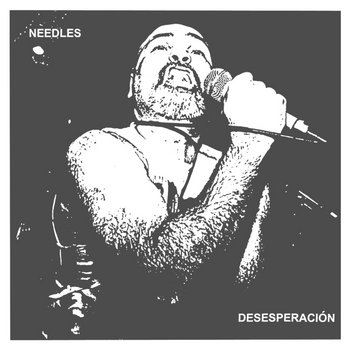 "Desesperación 7"" cover art"