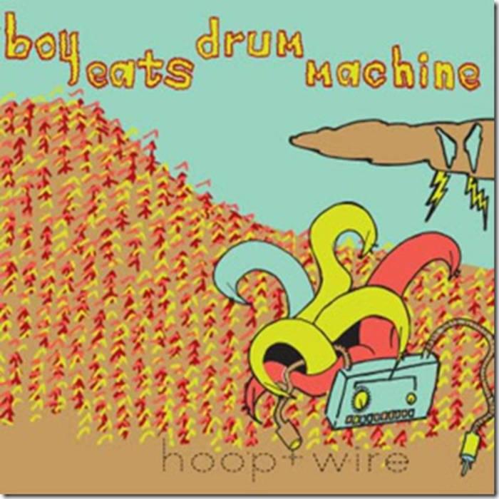 Hoop + Wire cover art