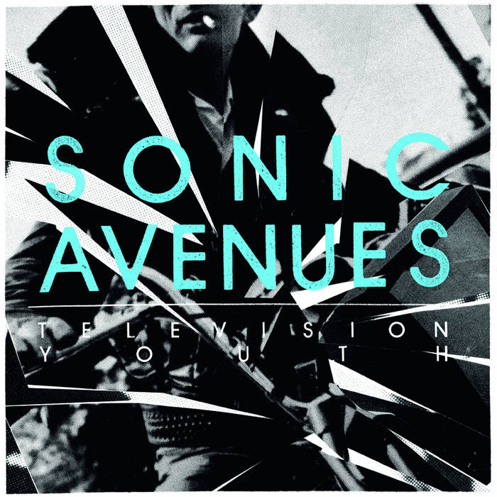 Sonic Avenues - Television Youth cover art