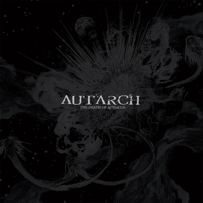 The Death of Actiacus cover art