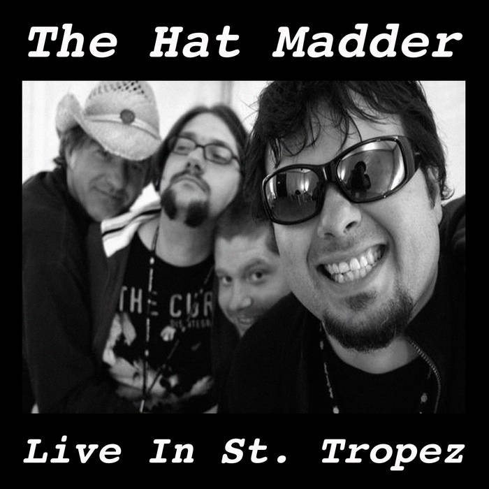 Live In St. Tropez cover art