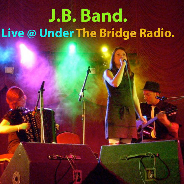 J.B.Band_Live cover art