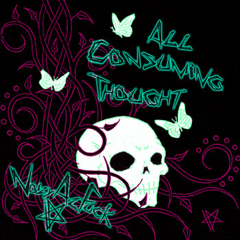 All consuming thought cover art