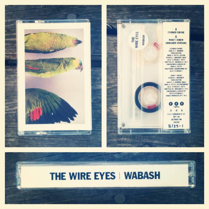 Wabash (Cassette Single) cover art