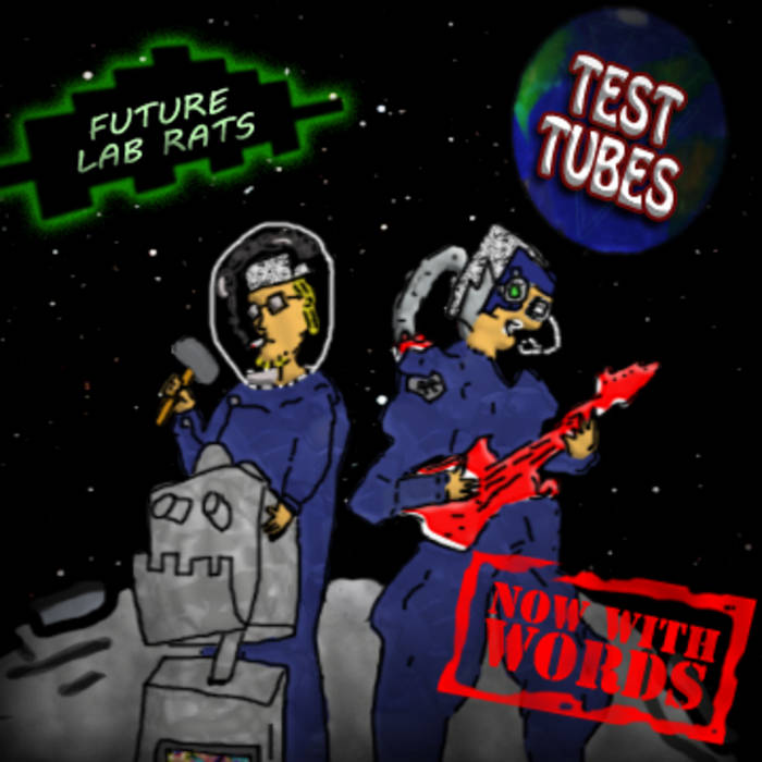 Test Tubes cover art
