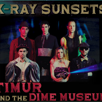 X-ray Sunsets cover art