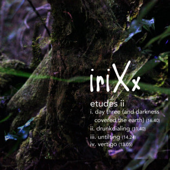 etudes ii cover art