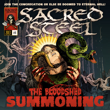 The Bloodshed Summoning cover art