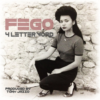Fego - 4 Letter Word cover art