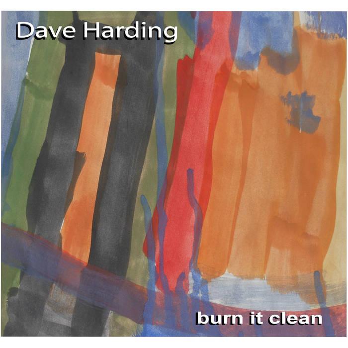 Burn It Clean cover art