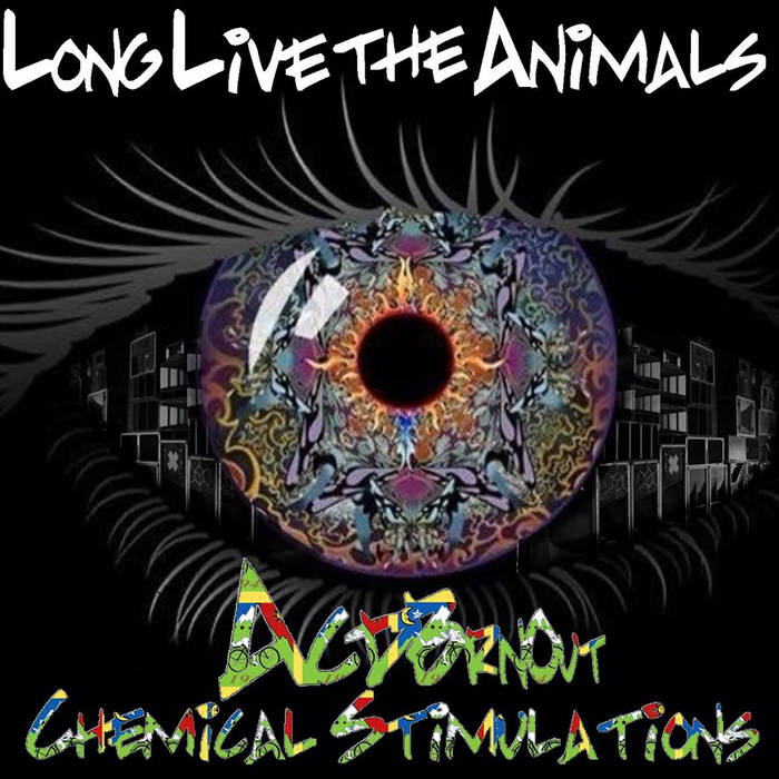 LLTA005 - AcdBrnOut - Chemical Stimulations cover art