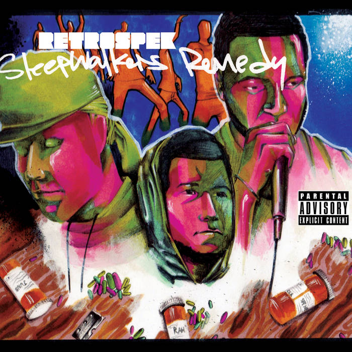 Sleepwalkers Remedy cover art