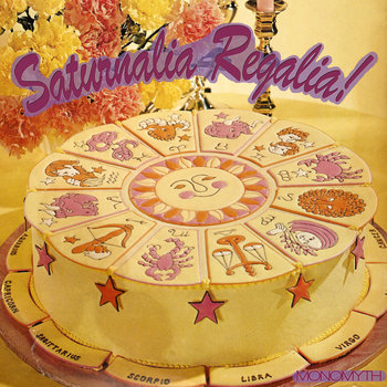 Saturnalia Regalia! cover art