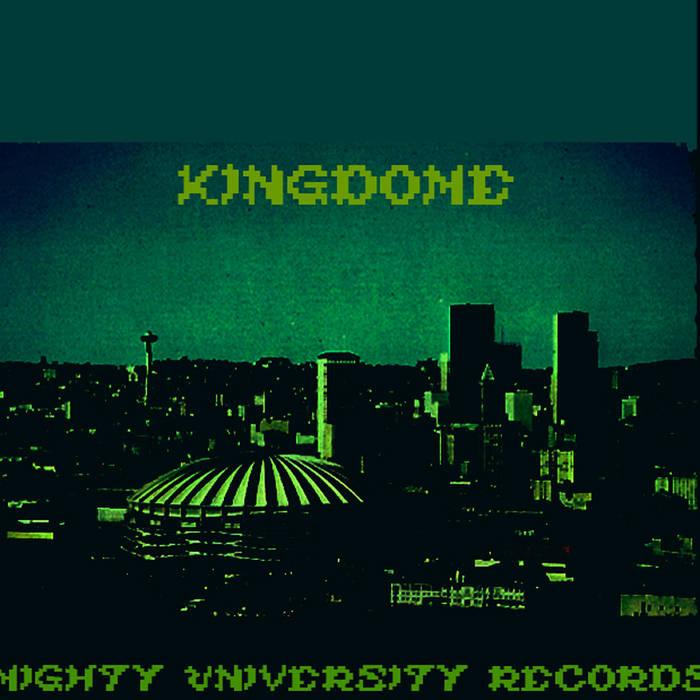 KINGDOME cover art