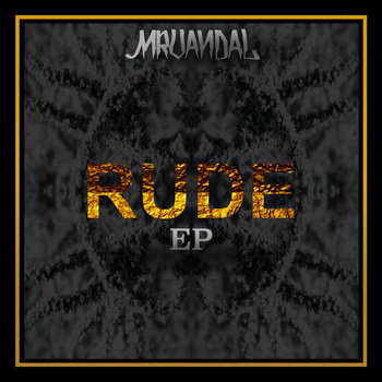 Rude EP cover art