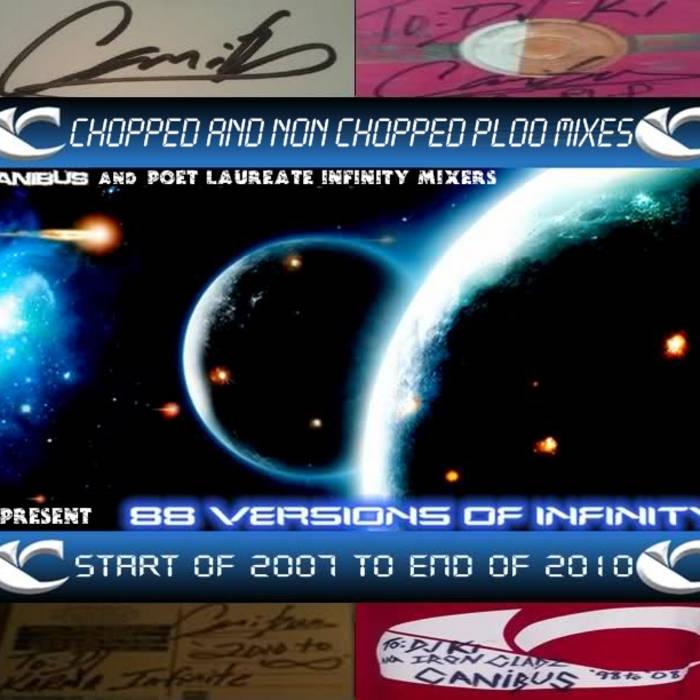 Canibus PLoo Mixers - 88 Versions Of oo Mixtape* cover art