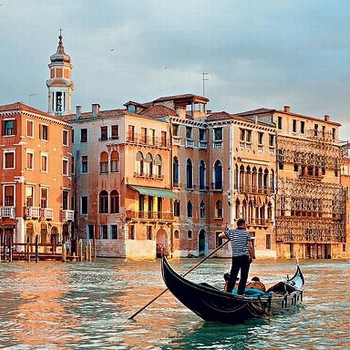 Venice cover art