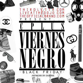 Viernes Negro (Black Friday) cover art