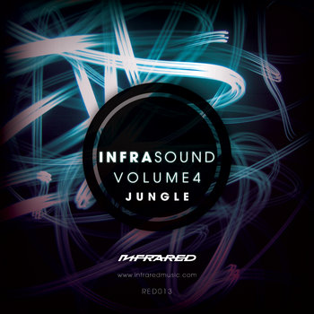 RED013 - InfraSound Vol 4 - Jungle cover art