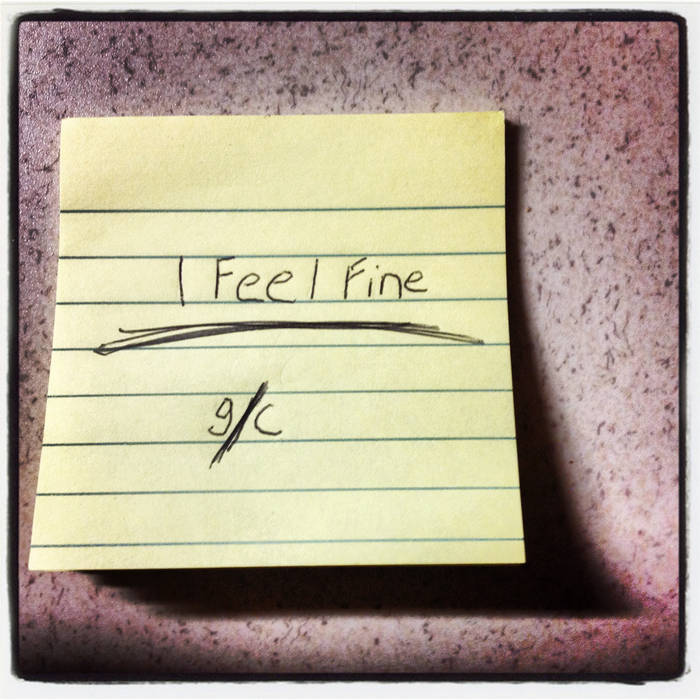 I Feel Fine (Single) cover art