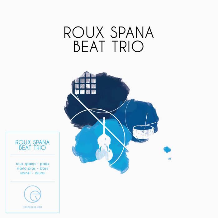 Roux Spana Beat Trio cover art