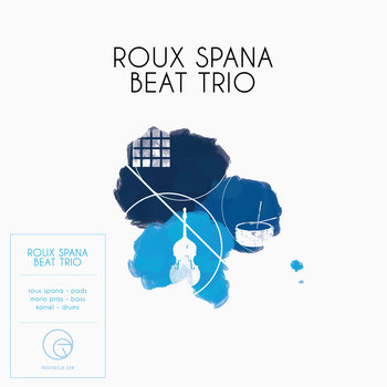 Roux Spana Beat Trio cover art
