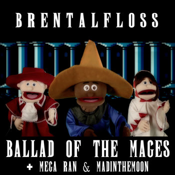 Ballad of the Mages (YT) [feat. Mega Ran & Madinthemoon] cover art