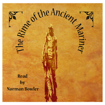 The Rime of the ancient Mariner cover art