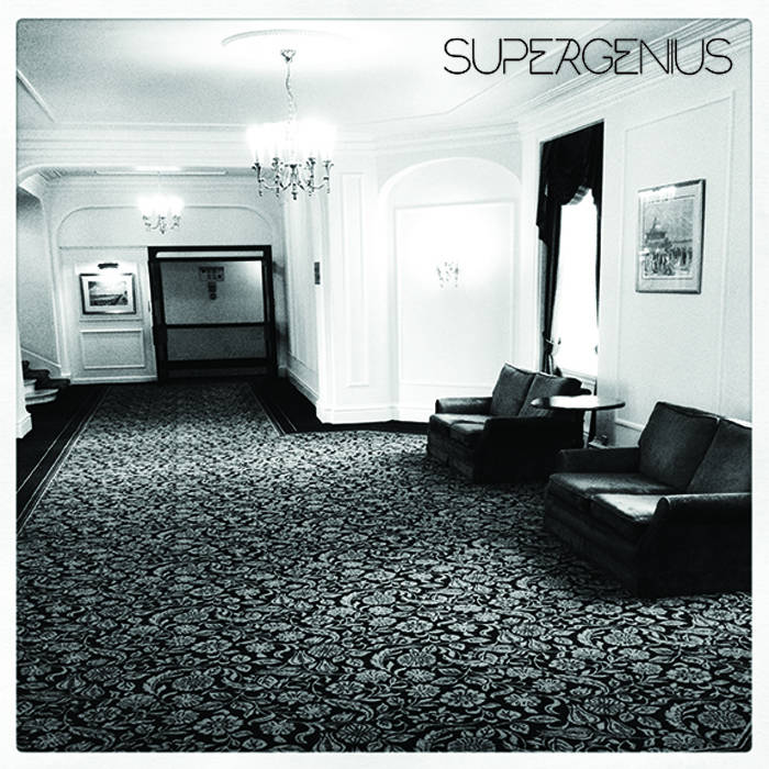 SUPERGENIUS EP cover art