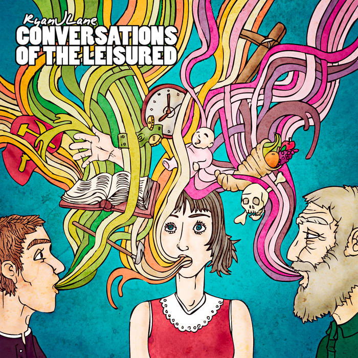 Conversations of The Leisured cover art