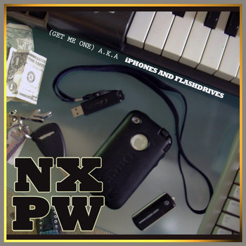 "NXPW ""Get Me One"" Maxi Single cover art"