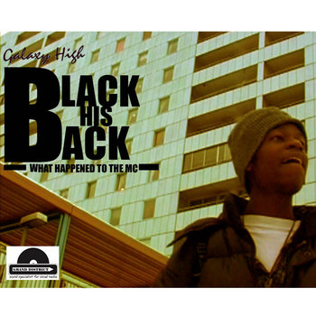 Black his back cover art