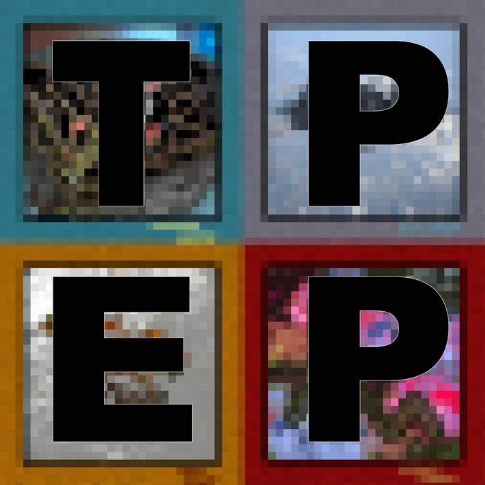 ToiletPaperEP (TPEP) cover art