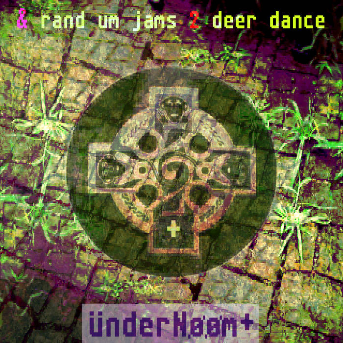 & rand um jams 2 deer dance cover art